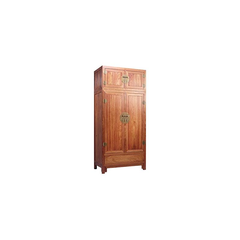 謝崗紅色實木衣柜_江泰華洋家具_產品樣本展示_質量好不好