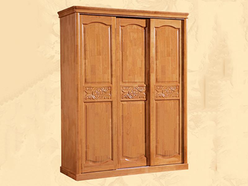 茶山訂做實木衣柜_江泰華洋家具_產品加工_產品什么品牌好