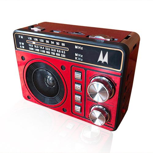 便携式多功能收音机