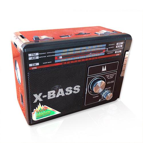 便携式收音机厂家