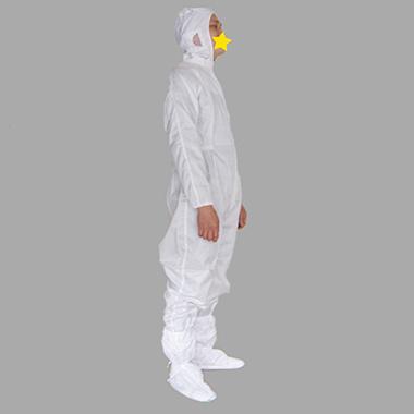 防护分体服