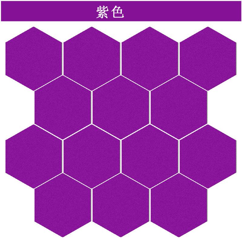 六边形软木板定制