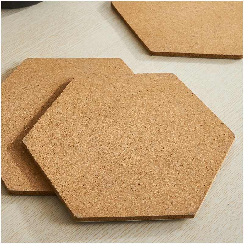 六边形软木板