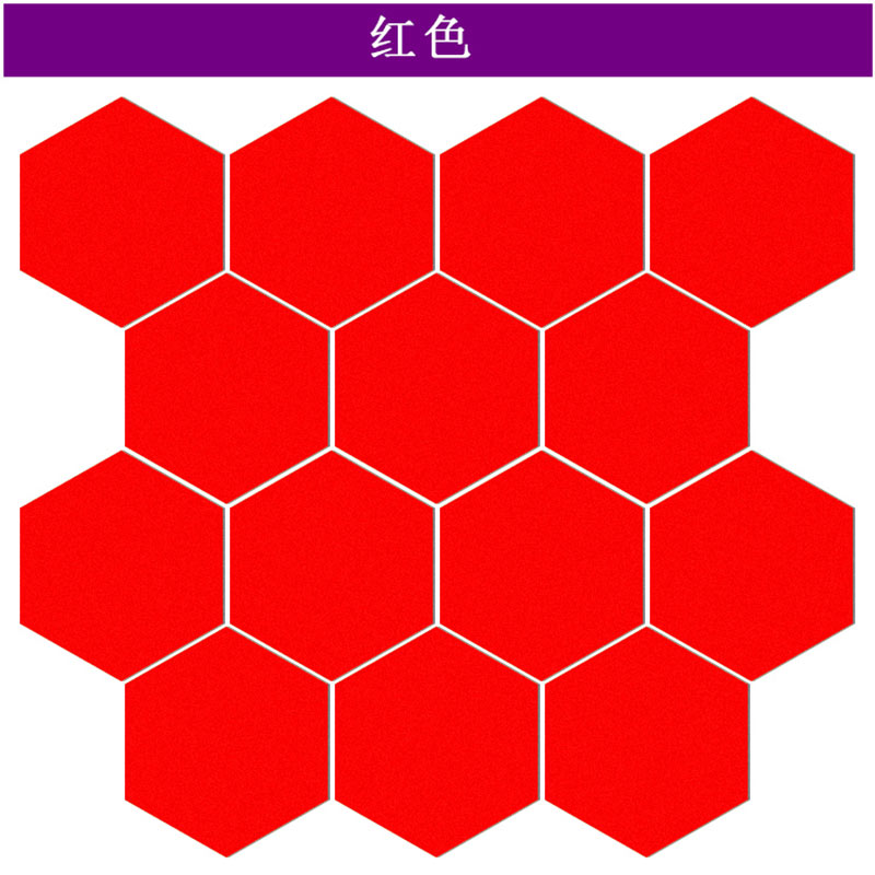 东莞六边形软木板定制