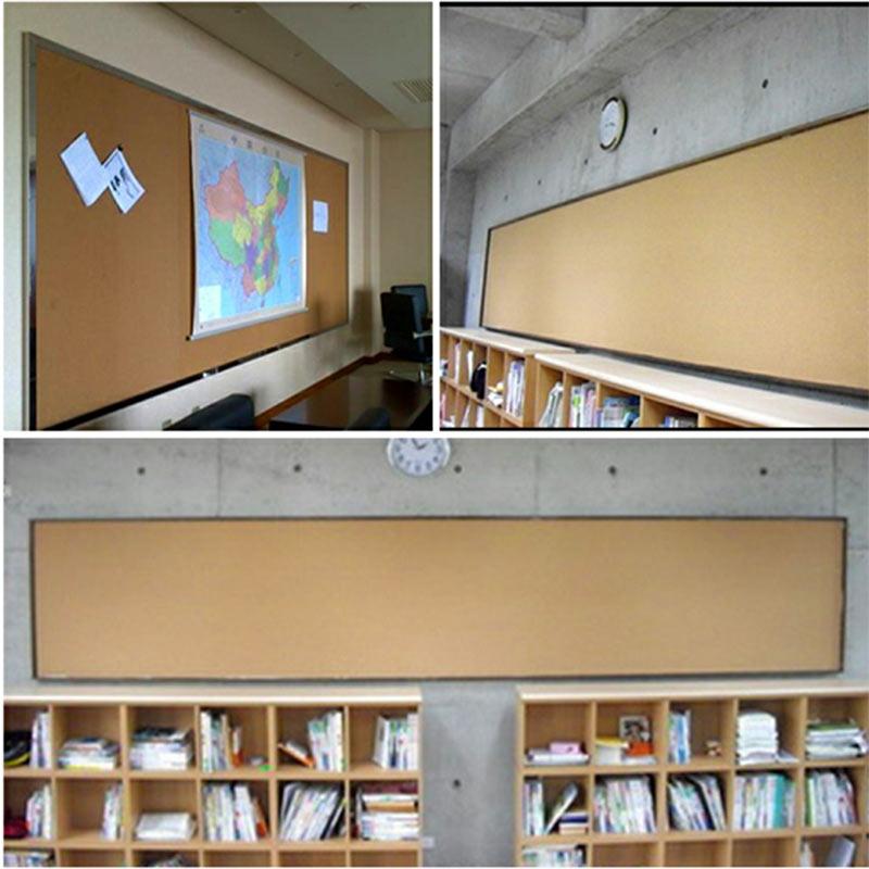 软木板卷材生产