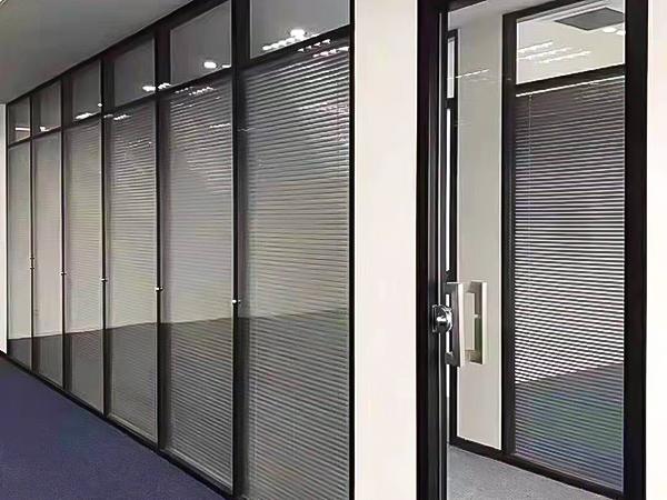 高端辦公隔斷墻系統