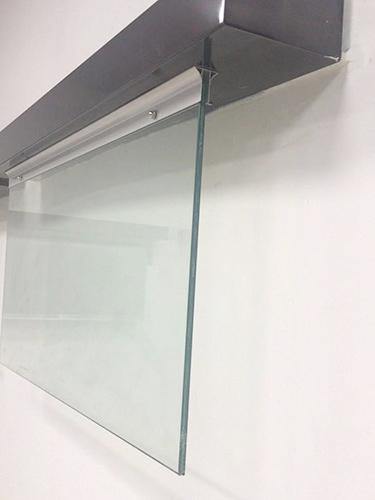 固定式玻璃擋煙垂壁