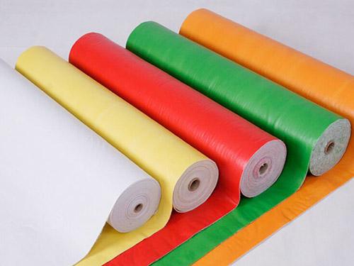 安徽編織布保護膜定制 聚豐元
