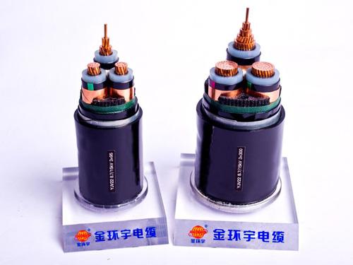 N-YJV電力電纜品牌排行表_金豪泰電纜_GG_KYJVP_屏蔽