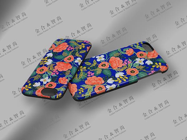 手機保護殼熱轉印