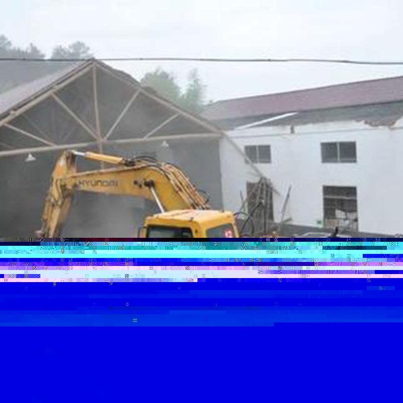 广州工业厂房拆迁什么价格_景鸿再生资源_工业_自建_企业_工业区