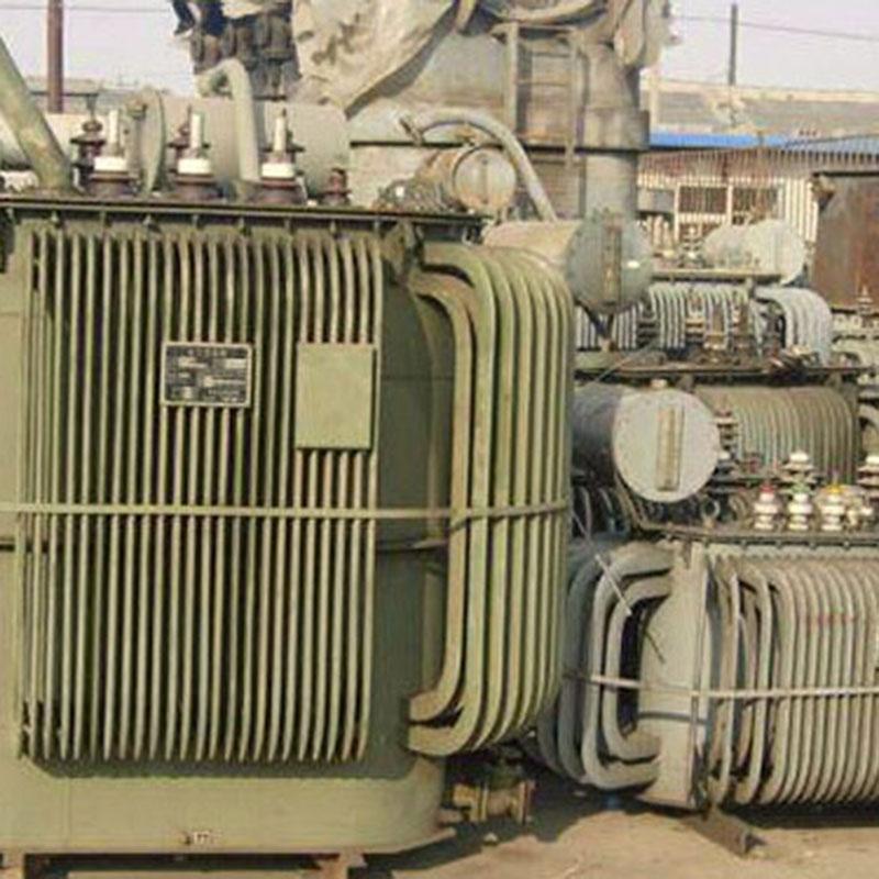 橫瀝電力變壓器回收批量價格_景鴻再生資源_箱式_干式_整廠_廢