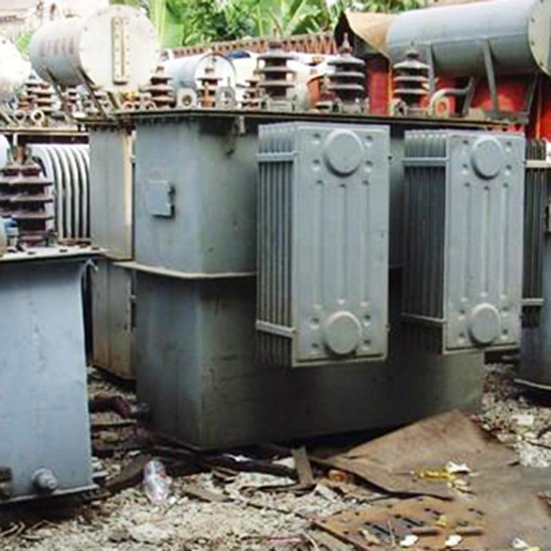 廢_茶山電力變壓器回收收購廠家_景鴻再生資源