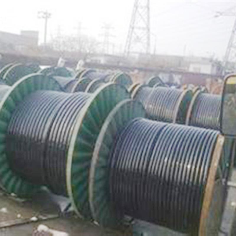 橫瀝廢舊電纜電線電纜回收_景鴻再生資源_成品電線_磷_裸銅