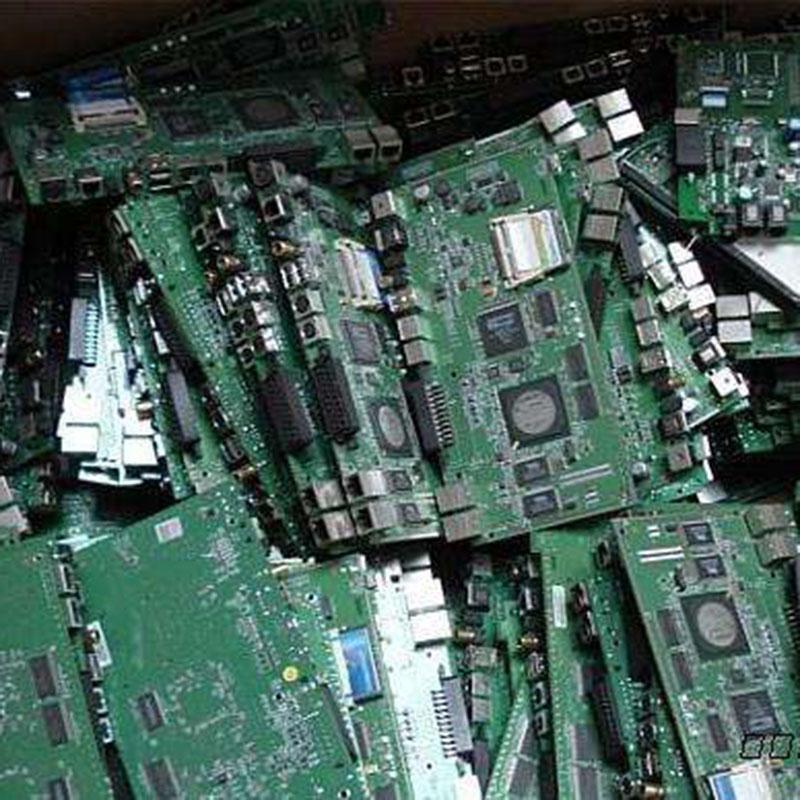 线路板回收厂家_景鸿再生资源_废_印刷_二手_旧_成品_整厂