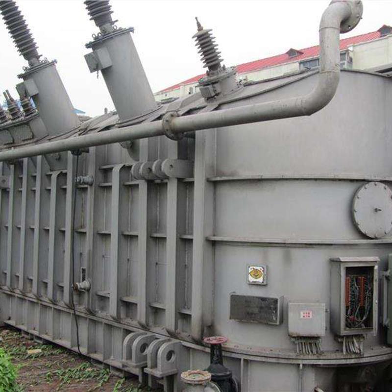 三相變壓器回收公司報價_景鴻再生資源_特種_小型_箱式_報廢