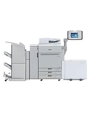 佳能C650彩色數碼印刷機