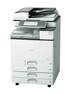 理光25張彩色復印機
