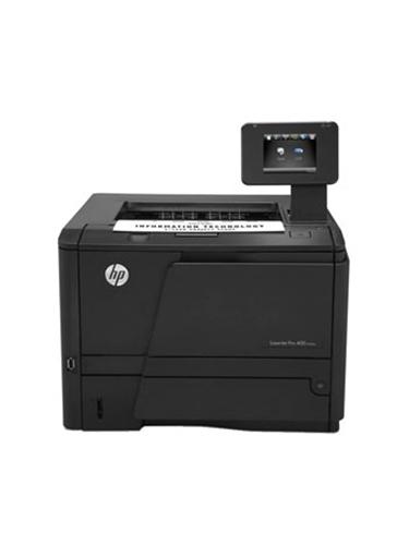 惠普M401打印機