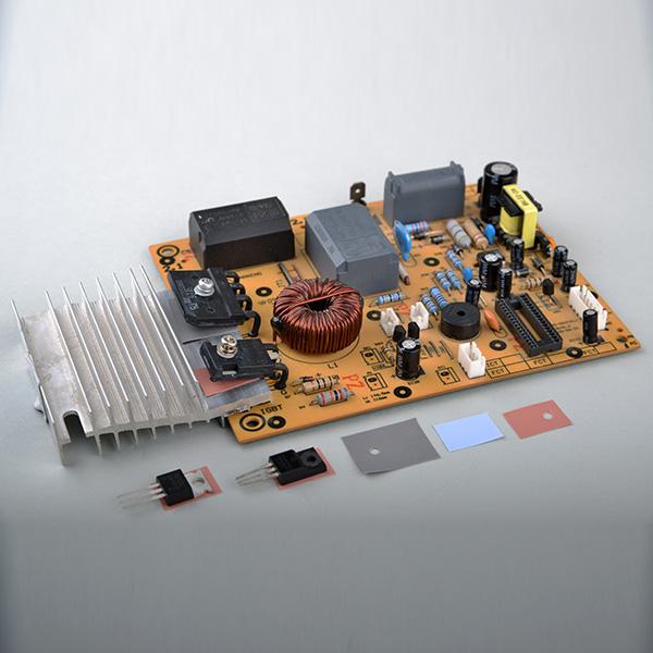 导热矽胶布 JD-C900S JD-C1200