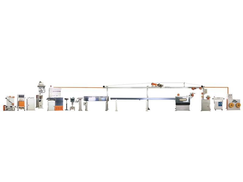 鐵氟龍(氟塑料)單層、雙層、三層高溫押出生產線