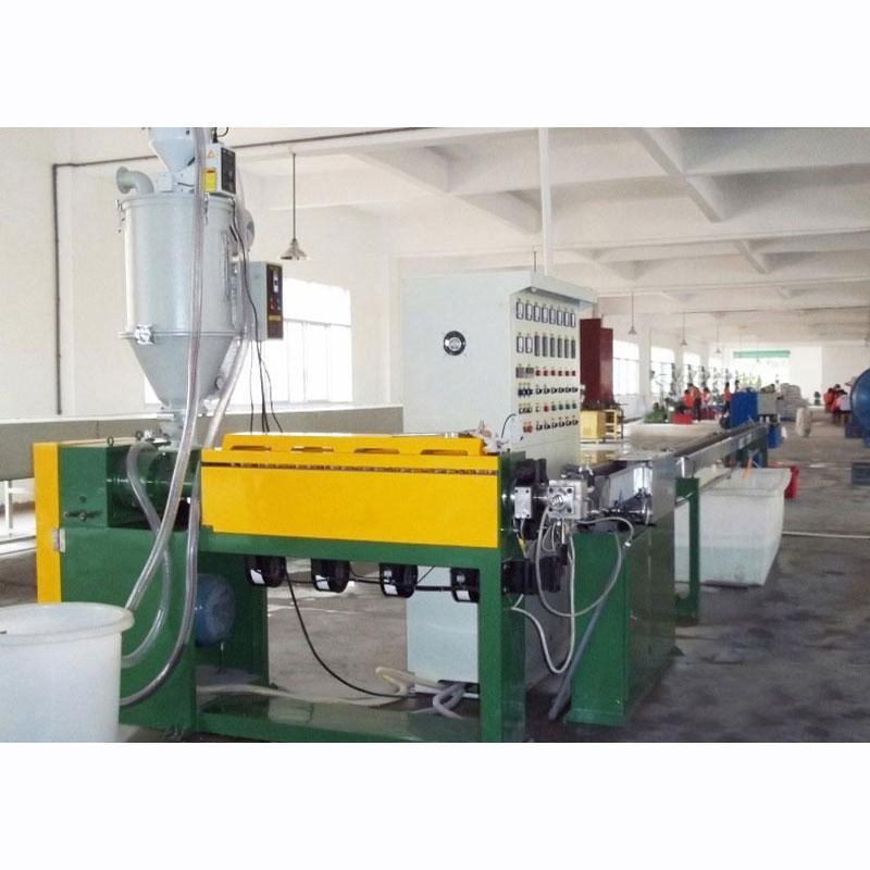 3D打印膠條押出機廠商_金軼機械_緊包光纖_XLPE_PA