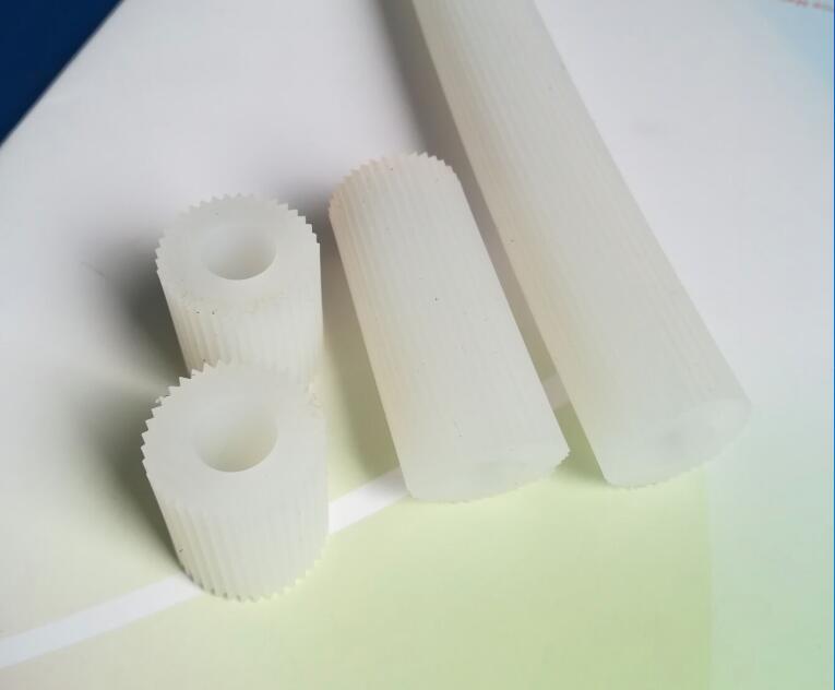 带齿硅胶管