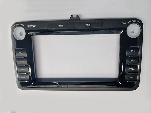 汽車影音塑膠配件