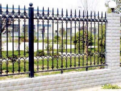 铝艺栏杆生产