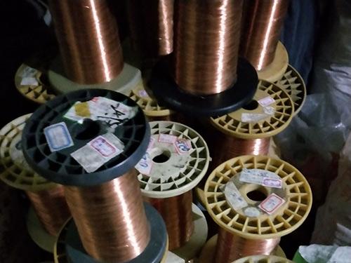 高價漆包線磷銅回收價格_鍵興再生資源_專業光亮_專業模具_廢舊