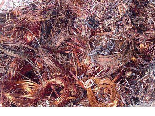 高價光亮馬達銅回收公司_鍵興再生資源_高價電線_長期高價紫