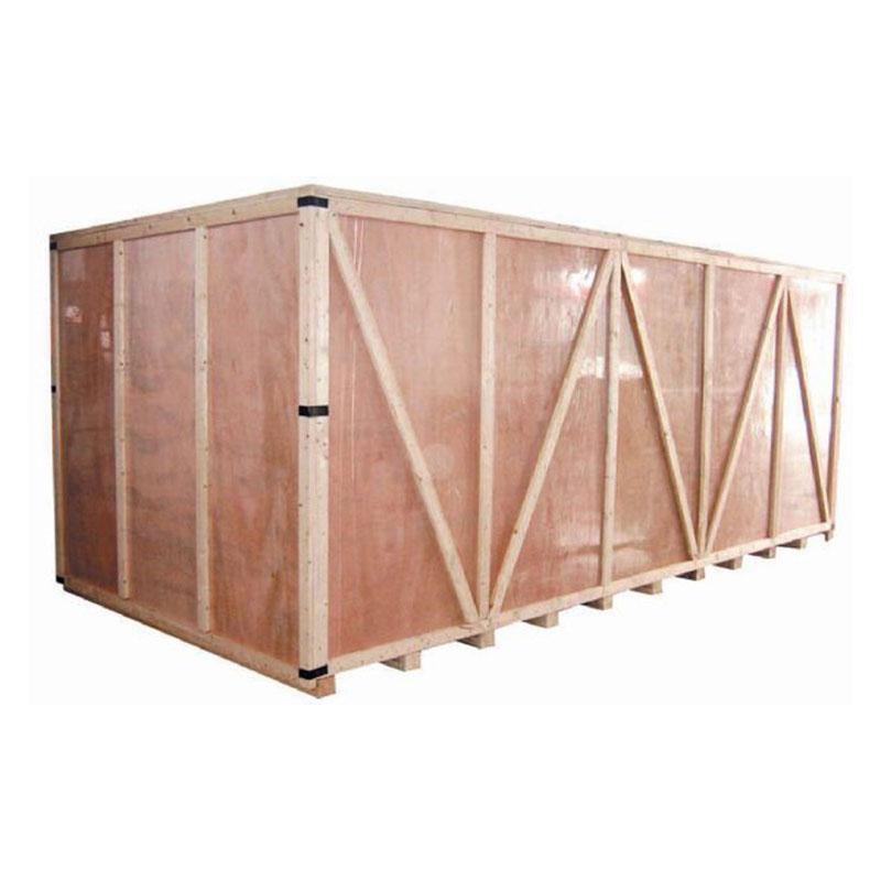 熏蒸_鋼帶卡扣出口木箱訂做_俊哲木制品