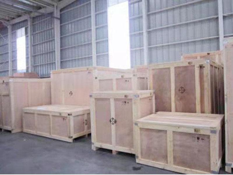 熏蒸出口木箱報價_俊哲木制品_普通_可拆卸_重型設備_鋼帶_二手
