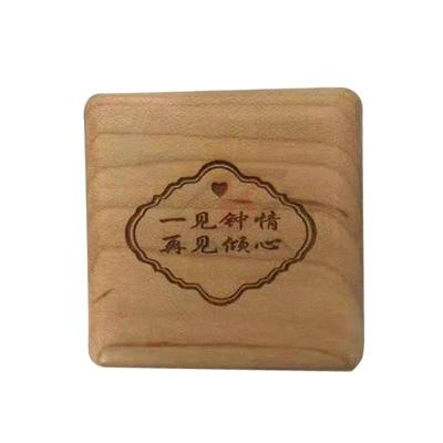 木质工艺品激光打标