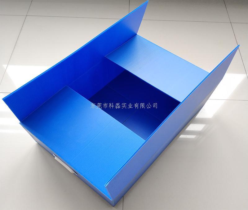纸箱式PP中空板箱