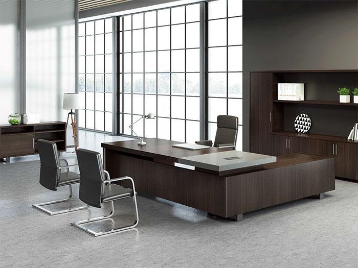 实木行政桌