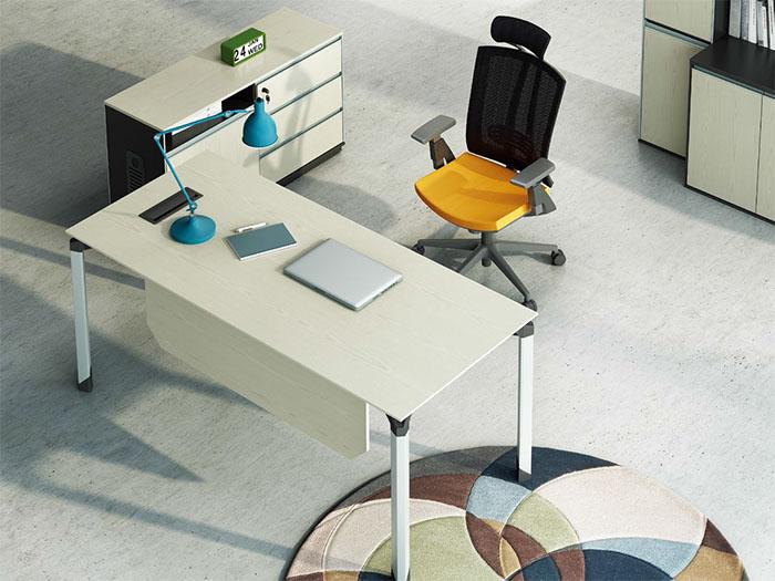 板式办公室行政桌