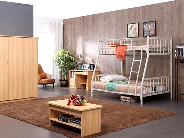 鳳崗家用鐵床供應商 品優家具 上下層 公寓 雙層 兒童 工廠