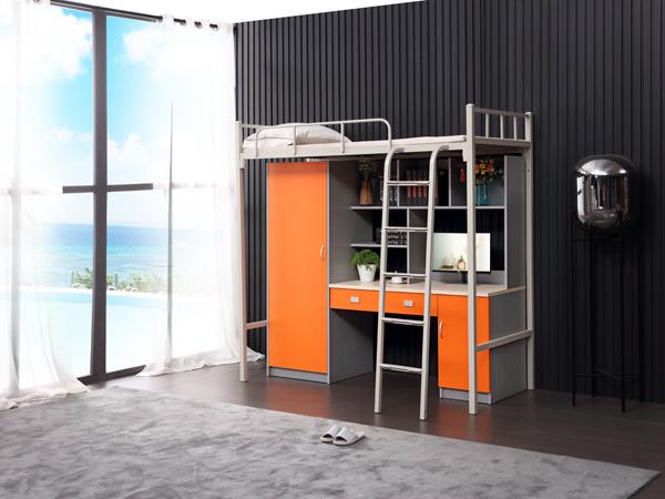鳳崗上下鋪鐵床 品優家具 使用方便 優等產品