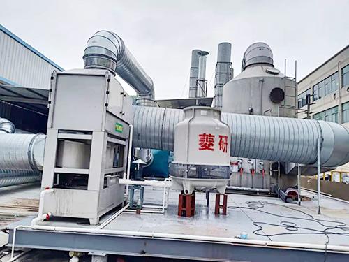 環保廢氣處理工程
