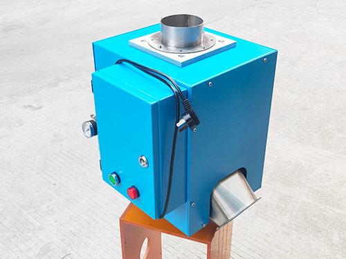 大口徑金屬分離器