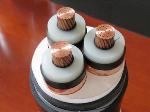 15KV高压电缆 3芯70平方