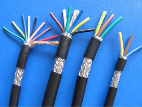 屏蔽护套电缆RVVP