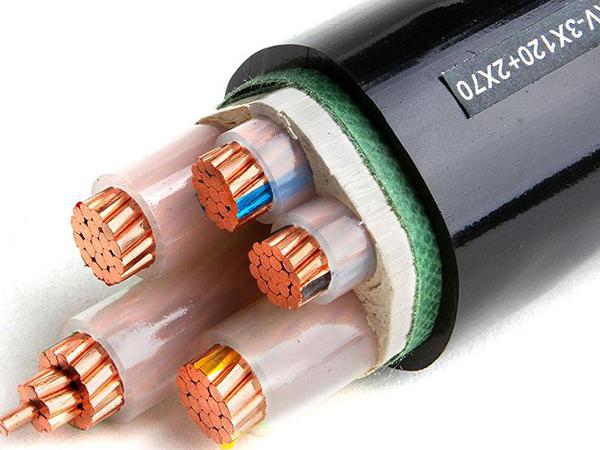 YJV5芯电缆