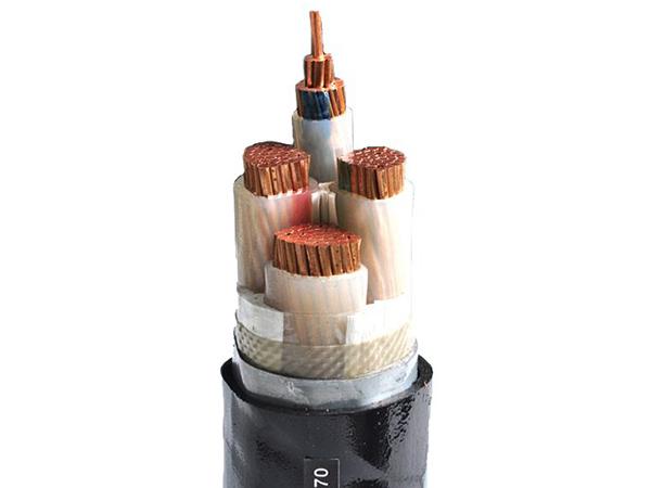 铠装YJV3+1电缆