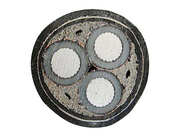 铠装铝高压电缆