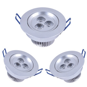 LED 防眩光天花射灯