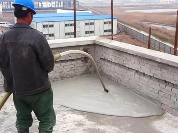 屋面保溫隔熱砂漿