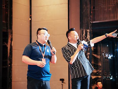 舞臺搭建-美的廚熱輕凈新廚房2020廣東啟動儀式