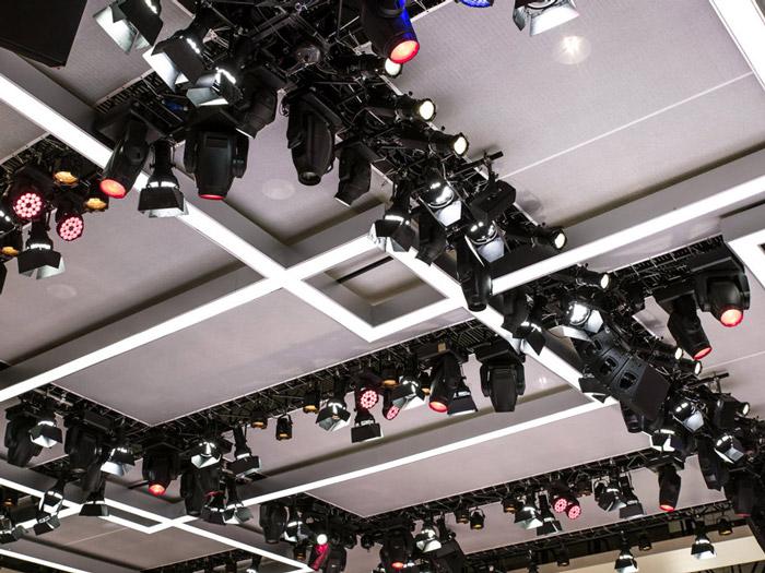 舞臺燈光音響搭建